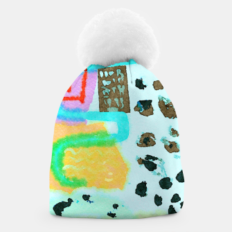 Thumbnail image of Travel Mug Beanie, Live Heroes
