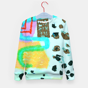 Thumbnail image of Travel Mug Kid's sweater, Live Heroes