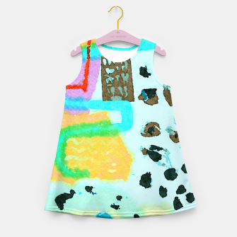 Thumbnail image of Travel Mug Girl's summer dress, Live Heroes