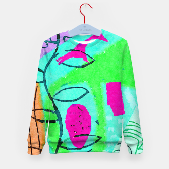 Thumbnail image of Live Only Once Kid's sweater, Live Heroes