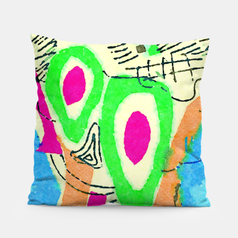 Thumbnail image of Clown Pillow, Live Heroes