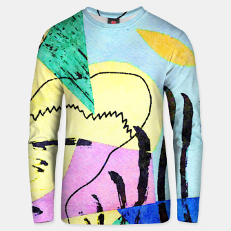 Thumbnail image of Bored Bird Unisex sweater, Live Heroes