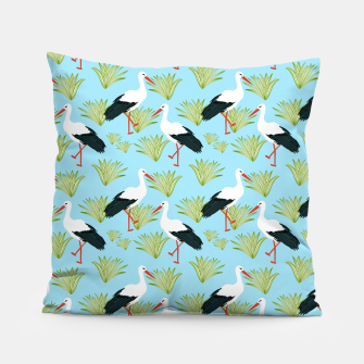 Thumbnail image of Storks Pillow, Live Heroes