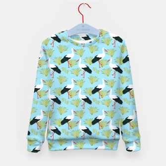 Thumbnail image of Storks Kid's sweater, Live Heroes