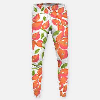 Thumbnail image of Bougainvillea Blush Sweatpants, Live Heroes