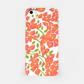 Miniaturka Bougainvillea Blush iPhone Case, Live Heroes