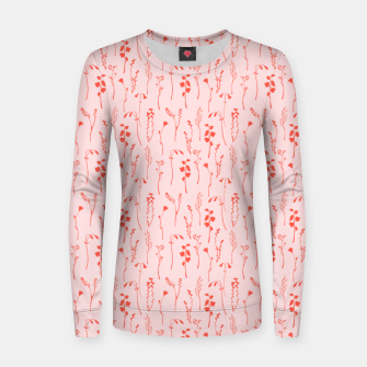 Miniaturka Botanical Blush Women sweater, Live Heroes