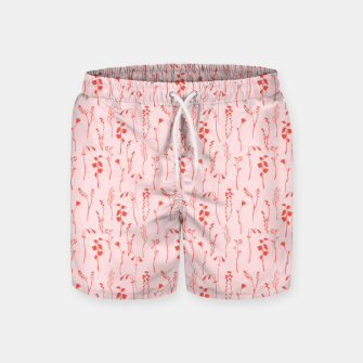Miniaturka Botanical Blush Swim Shorts, Live Heroes