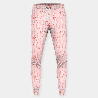Miniaturka Botanical Blush Sweatpants, Live Heroes
