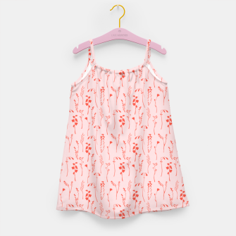 Miniaturka Botanical Blush Girl's dress, Live Heroes