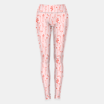 Miniaturka Botanical Blush Leggings, Live Heroes
