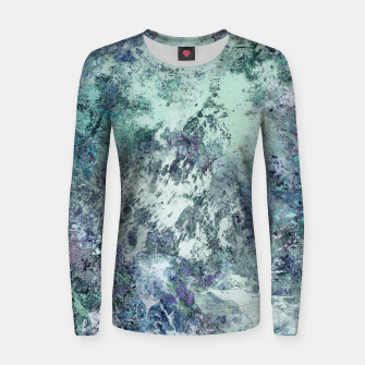 Thumbnail image of The storm gate Women sweater, Live Heroes