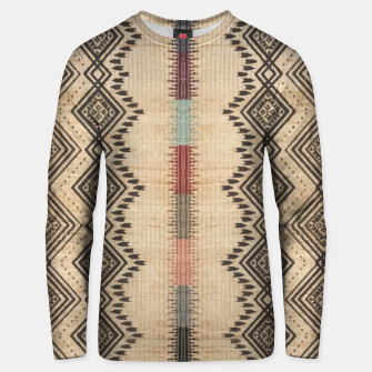 Thumbnail image of African Moroccan Traditional Style Artwork Unisex sweater, Live Heroes