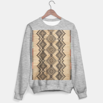 Thumbnail image of African Moroccan Traditional Style Artwork Sweater regular, Live Heroes