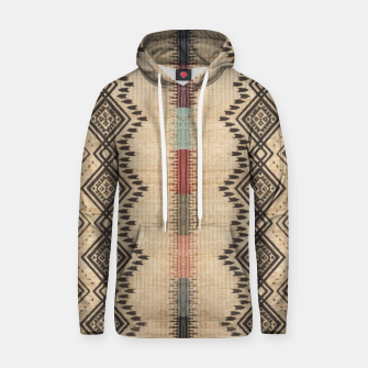 Thumbnail image of African Moroccan Traditional Style Artwork Hoodie, Live Heroes