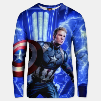 Thumbnail image of American Warrior Sudadera unisex, Live Heroes