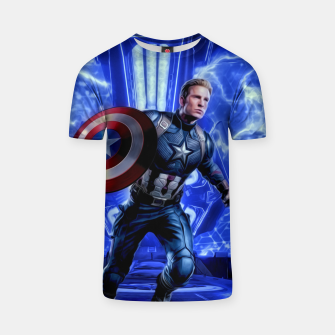 Thumbnail image of American Warrior Camiseta, Live Heroes
