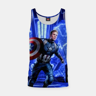 Thumbnail image of American Warrior Camiseta de tirantes, Live Heroes