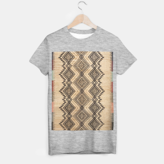 Thumbnail image of African Moroccan Traditional Style Artwork T-shirt regular, Live Heroes