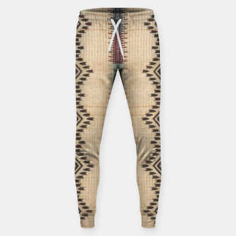 Thumbnail image of African Moroccan Traditional Style Artwork Sweatpants, Live Heroes