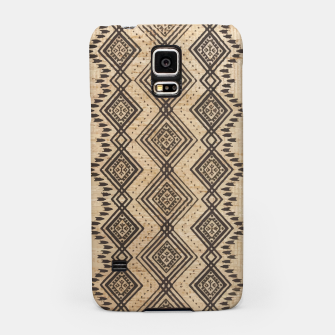 Thumbnail image of African Moroccan Traditional Style Artwork Samsung Case, Live Heroes