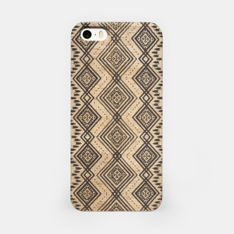 Thumbnail image of African Moroccan Traditional Style Artwork iPhone Case, Live Heroes