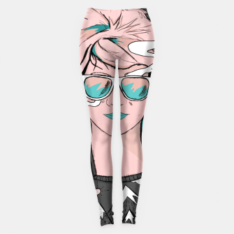 Miniature de image de Summer chilling Leggings, Live Heroes