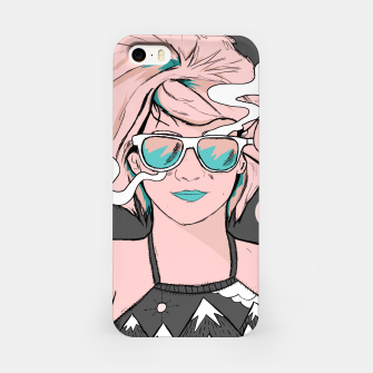 Miniature de image de Summer chilling iPhone Case, Live Heroes