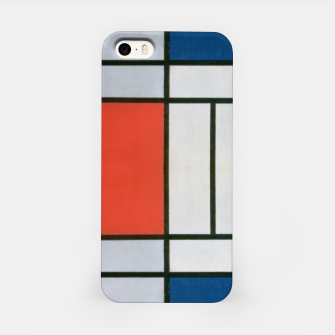 Thumbnail image of Colorful Retro Geometric Pattern iPhone Case, Live Heroes