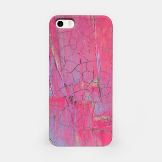 Miniatur Pink painting  iPhone Case, Live Heroes