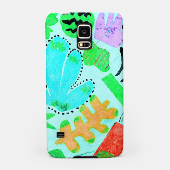 Thumbnail image of Happy Leaf Samsung Case, Live Heroes