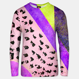 Thumbnail image of beautiful is Temporary Unisex sweater, Live Heroes