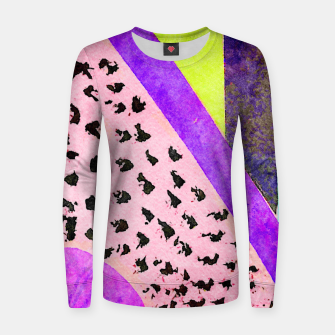 Thumbnail image of beautiful is Temporary Women sweater, Live Heroes