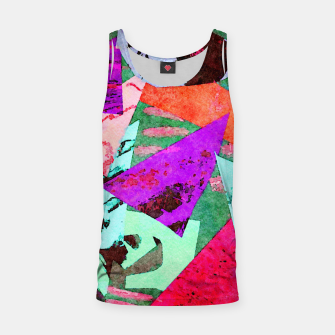 Thumbnail image of Overlap Tank Top, Live Heroes
