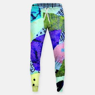 Thumbnail image of Bicycle Lights Sweatpants, Live Heroes