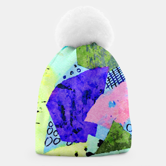 Thumbnail image of Bicycle Lights Beanie, Live Heroes