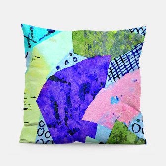Thumbnail image of Bicycle Lights Pillow, Live Heroes