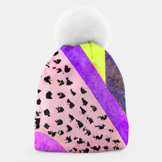 Thumbnail image of beautiful is Temporary Beanie, Live Heroes