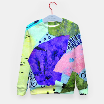 Thumbnail image of Bicycle Lights Kid's sweater, Live Heroes
