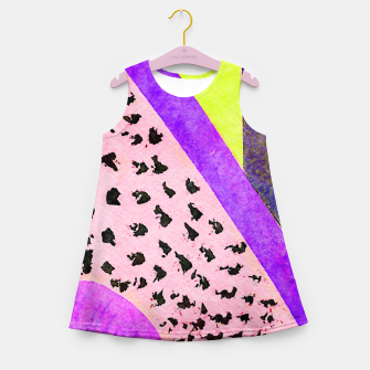 Thumbnail image of beautiful is Temporary Girl's summer dress, Live Heroes