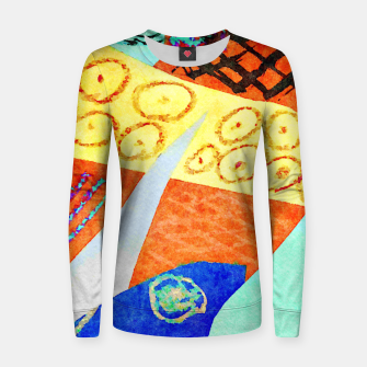Thumbnail image of Sea Storm Women sweater, Live Heroes