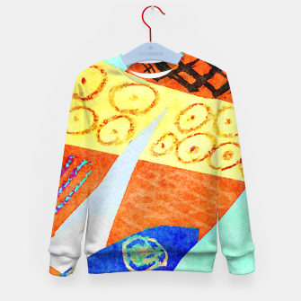 Thumbnail image of Sea Storm Kid's sweater, Live Heroes