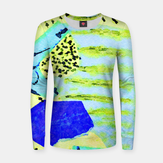 Thumbnail image of Marine Officer Women sweater, Live Heroes