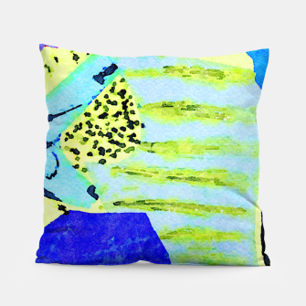 Thumbnail image of Marine Officer Pillow, Live Heroes