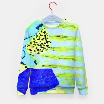 Thumbnail image of Marine Officer Kid's sweater, Live Heroes