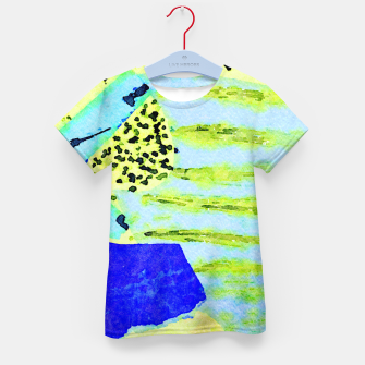 Thumbnail image of Marine Officer Kid's t-shirt, Live Heroes