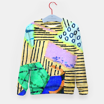 Thumbnail image of Ice Cream Kid's sweater, Live Heroes