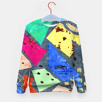 Thumbnail image of Snowfall Kid's sweater, Live Heroes