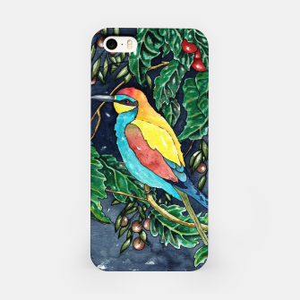 Bee eater Bird Carcasa por Iphone Bild der Miniatur