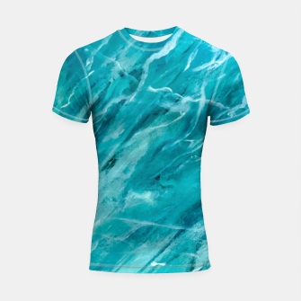 Sea Shortsleeve rashguard miniature